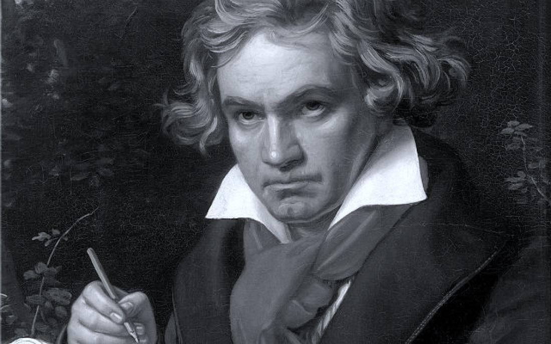 Ludwig van Beethoven - Photo NB - Aldrick Allal