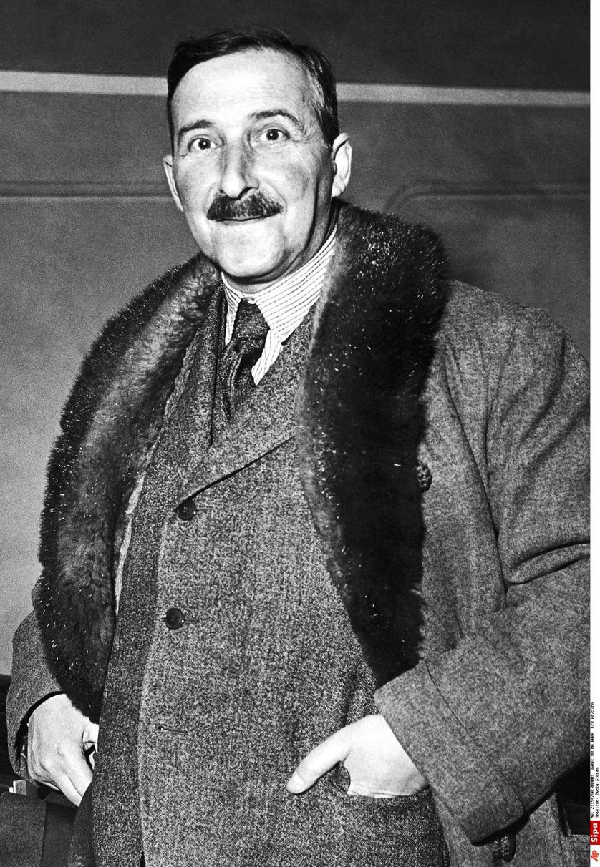 Stefan Zweig - Photo - Aldrick Allal